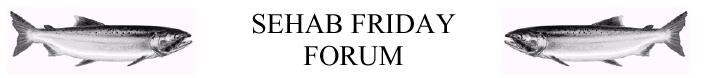 SEHAB Coho Forum